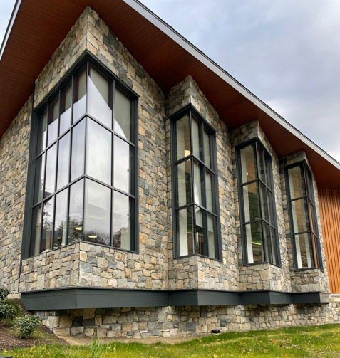 Low Rise Curtain Wall USA